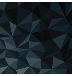 Dark blue abstract diamond pattern vector