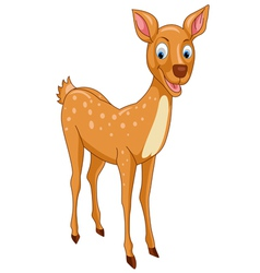 Beautiful Deer vector