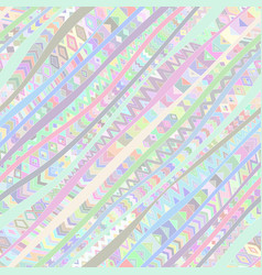 Colorful diagonal seamless pattern vector