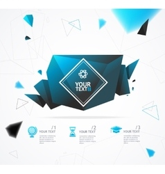 Geometry Abstract Background vector