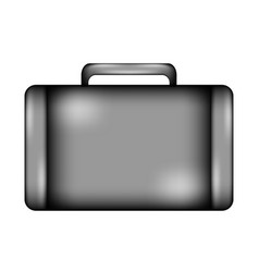 portfolio sign icon vector image