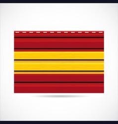 Spain siding produce company icon vector image vector image
