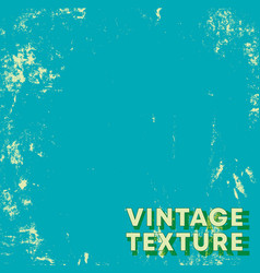 Retro design background with vintage grunge vector