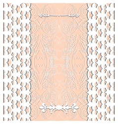 lace shades vector image vector image