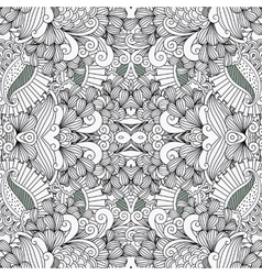 Full frame pattern background against white vector image