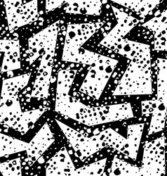 Retro abstract background design vector