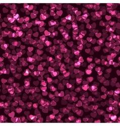 background defocused lights full seamless eps 8 vector image