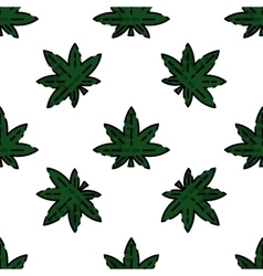 Drugs flat pattern vector