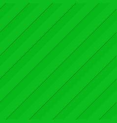 Green seamless diagonal stripe pattern background vector