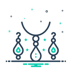 Jewellery vector