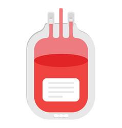 Blood bag vector