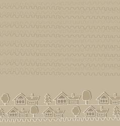 Houses 02 vector