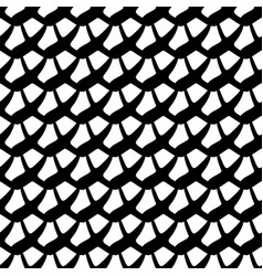 Seamless pattern with x symbols vector