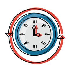service customer design vector image