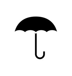insurance umbrella icon vector image