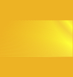 Yellow abstract background wavy structure sunny vector