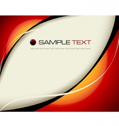 frame abstract background vector image vector image