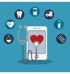 Online medical design vector