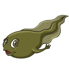 A tadpole vector image