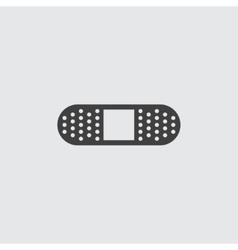 Bandage icon vector image