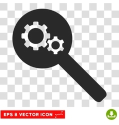 Search Tools Eps Icon vector
