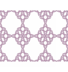 Abstract classic Floral wallpaper vector