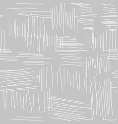Abstract grey stucco seamless pattern vector