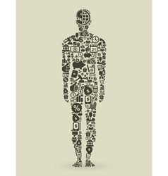 Person business vector