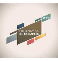 Modern soft color design template infographics vector