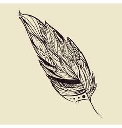 Art boho style icon vector
