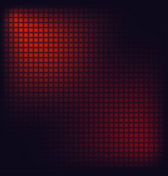 Pixel mosaic background vector