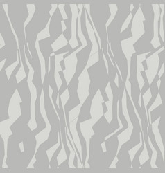 random lines and waves seamless pattern vector image