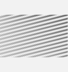 Realistic striped shadow from venetian blind vector