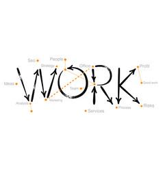 Work vector