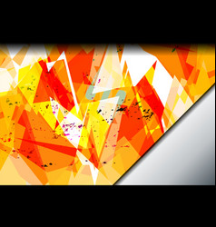 abstract backgrounds design vector image vector image