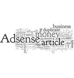 Adsense turnkey websites are worth their money vector