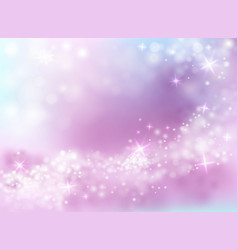 shine sparkling background vector image
