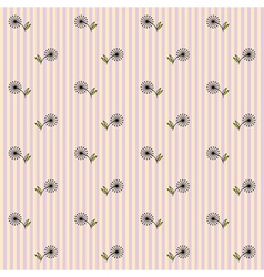 Floral Pattern 8 vector image vector image
