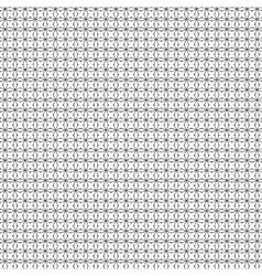 Black openwork network vector image