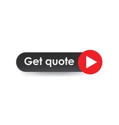 Get quote button vector