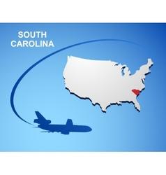 South Carolina vector