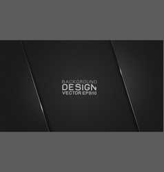 Design trendy and technology concept dark frame vector