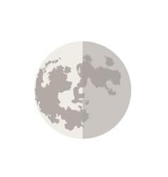 last quarter icon vector image