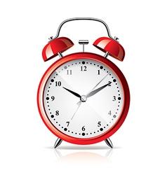 object alarm clock vector image vector image