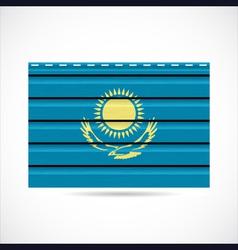 siding produce company icon kazakhstan vector image vector image