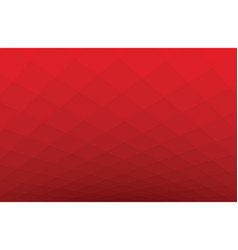 red square tone background vector image