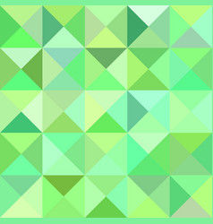 Abstract triangle pyramid background - mosaic vector