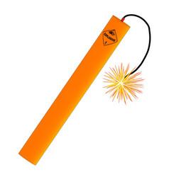 Dynamite stick vector