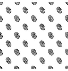 abstract linear clothes button pattern vector image