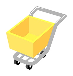 Icon cart vector